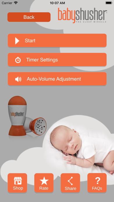 Baby Shusher: Calm Sleep Soundのおすすめ画像6