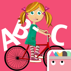 ABC Ride: Learn the alphabet