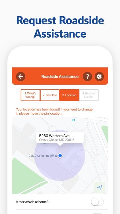 GEICO Mobile - Car Insurance screenshot-6