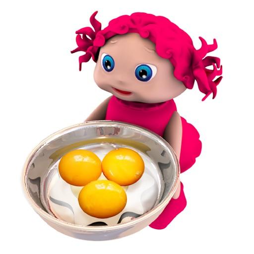 EduKitchen-Toddlers Food Games