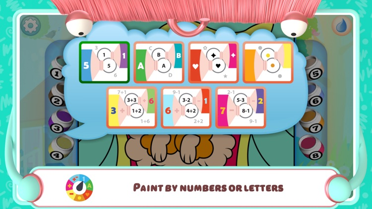 Color by Numbers - Dogs screenshot-6