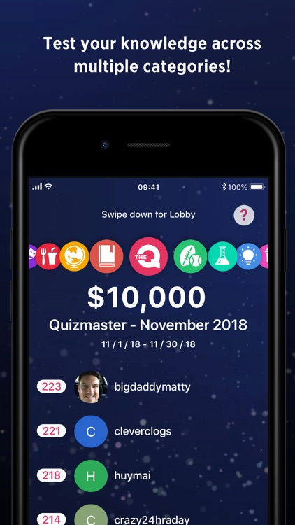 The Q - Live Game Network screenshot-3