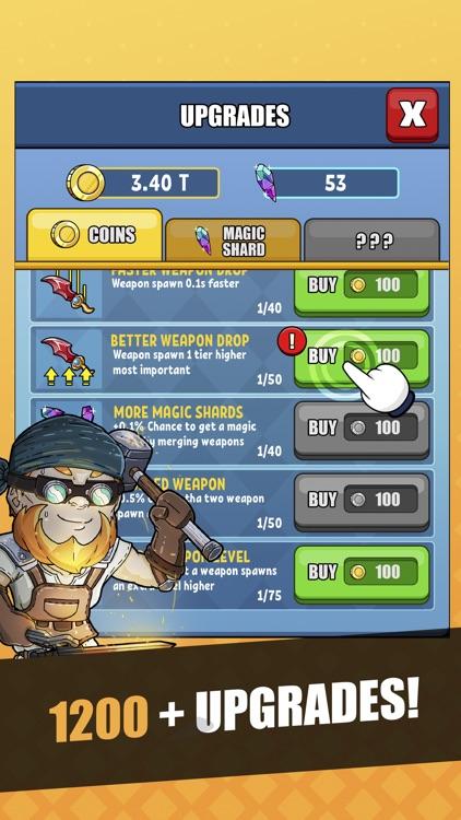 Idle Blades Tycoon screenshot-5