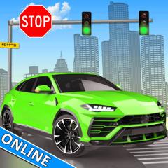 ville voiture conduite école