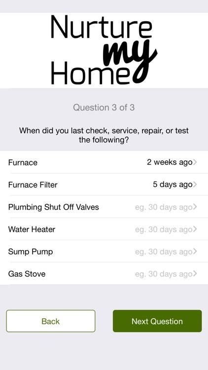 Nurture My Home screenshot-4
