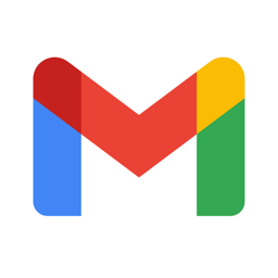 Ícone do app Gmail: Email do Google