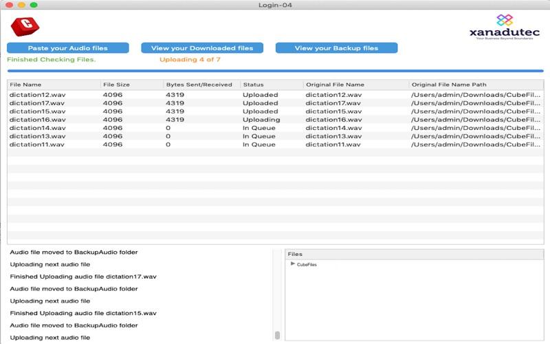 Cube Agent скриншот программы 4