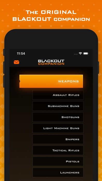 Companion for CoD Blackout screenshot 1