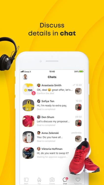 Swop.it – Local Swap Deals screenshot-5