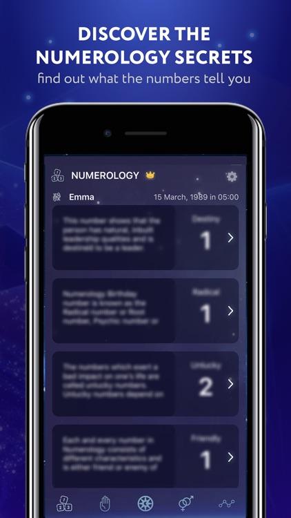 Daily Horoscope & Palm Master screenshot-3
