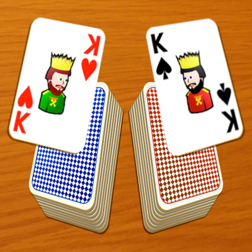 War Card Game for Two Players