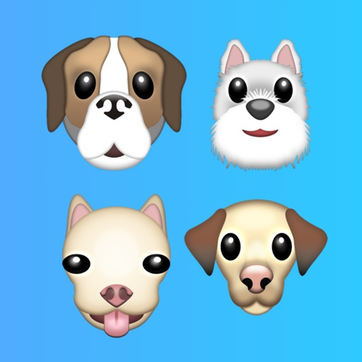 Dog Emoji - Pets icon