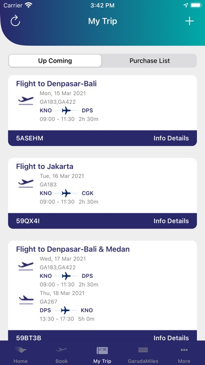Fly Garuda screenshot-3
