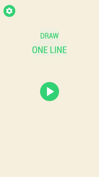 One Line - Connect the dots