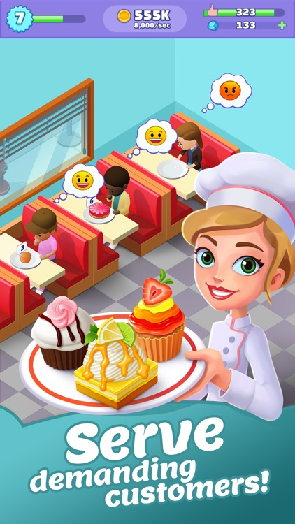 Merge Bakery screenshot-1