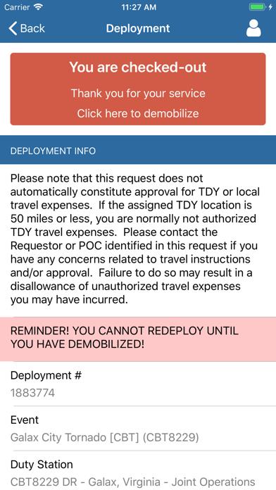 DTSResponder screenshot 3