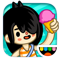 App Icon for Toca Life: Vacation App in Viet Nam IOS App Store