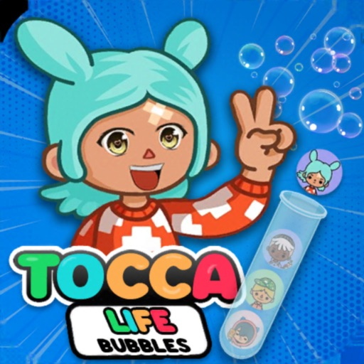 Tocca Bubbles Sort