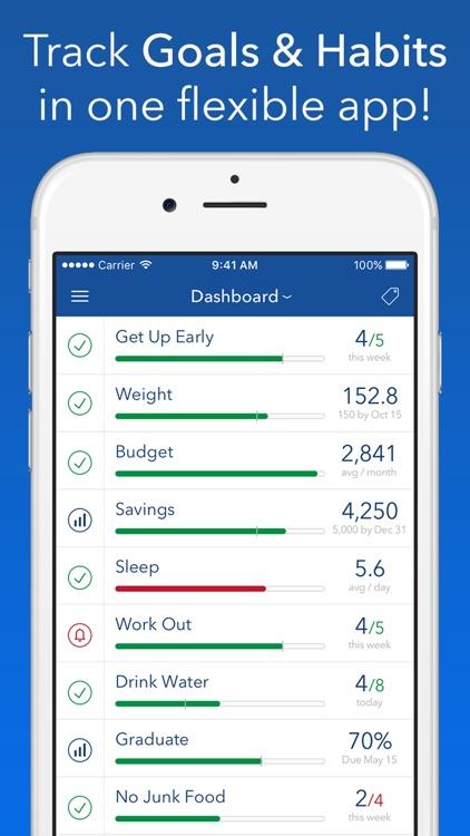Strides: Habit Tracker screenshot-0