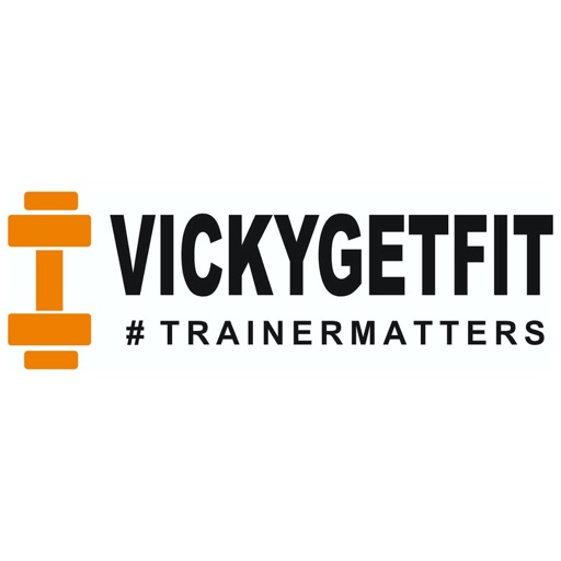 VICKY GET FIT