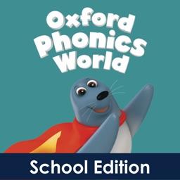 Oxford Phonics World: School