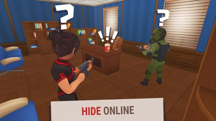 Hide Online - Hunters vs Props