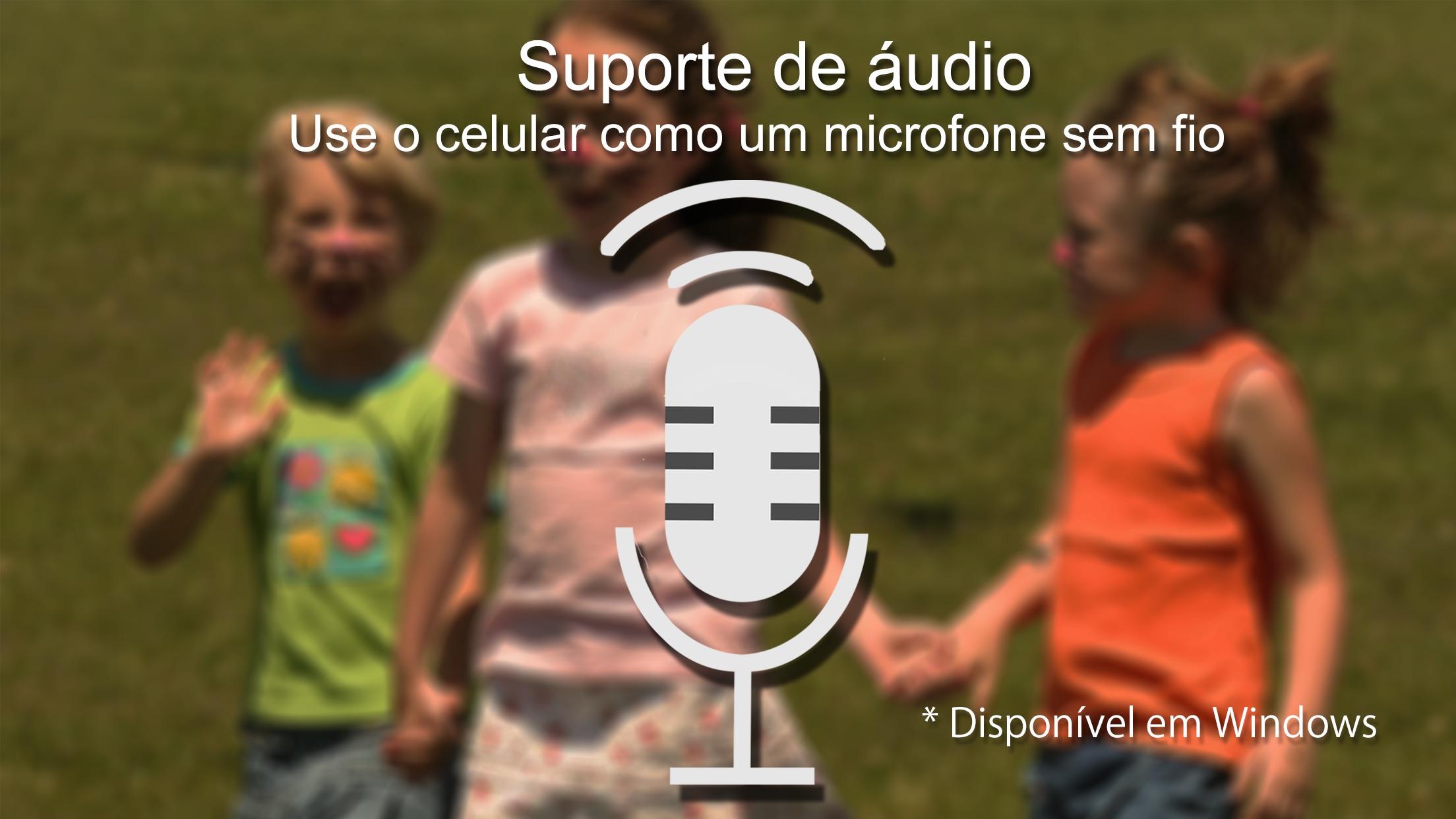 Screenshot do app EpocCam - Webcam para Mac / PC