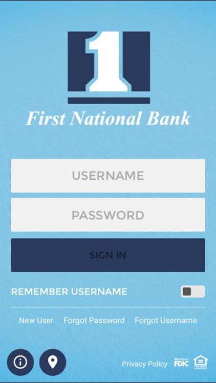 First National Bank Bellevue