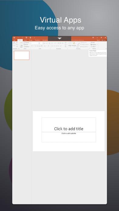 Citrix Workspace review screenshots