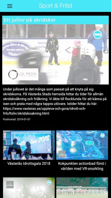 TV021 - Lokal-tv i Västerås screenshot-4