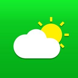 乐知天气-pm2.5温度计测量地震预警