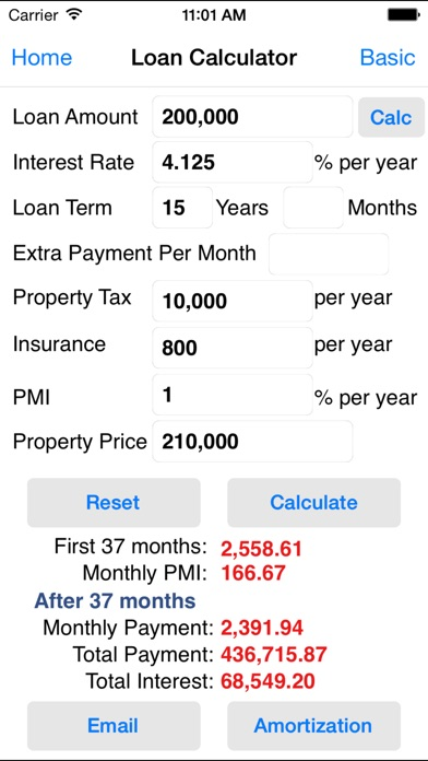 EZ Financial Calculators Pro