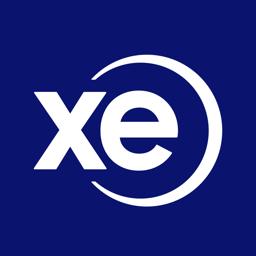 Ícone do app Xe Currency & Money Transfers