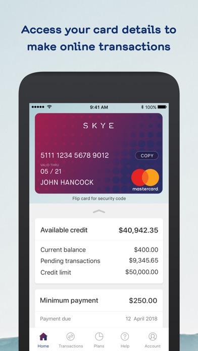 Download Skye Mastercard for Pc
