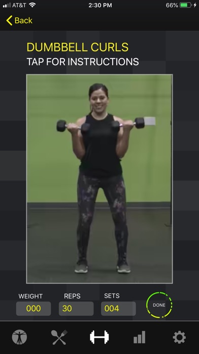 Screenshot for Complete Fitness Plan in Viet Nam App Store