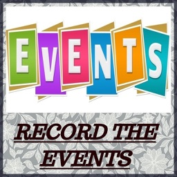 Record The Events