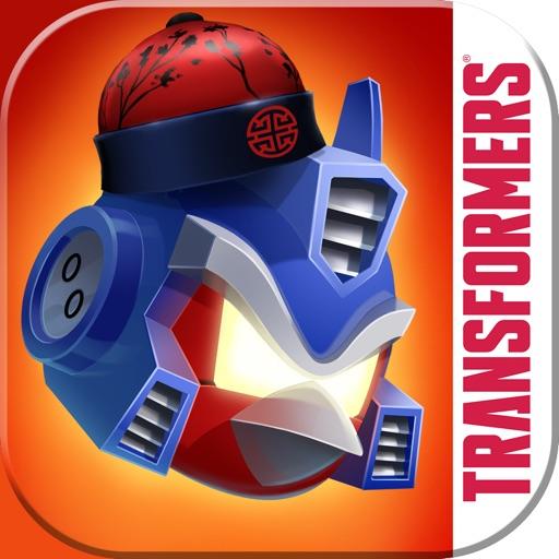Angry Birds Transformers iOS App