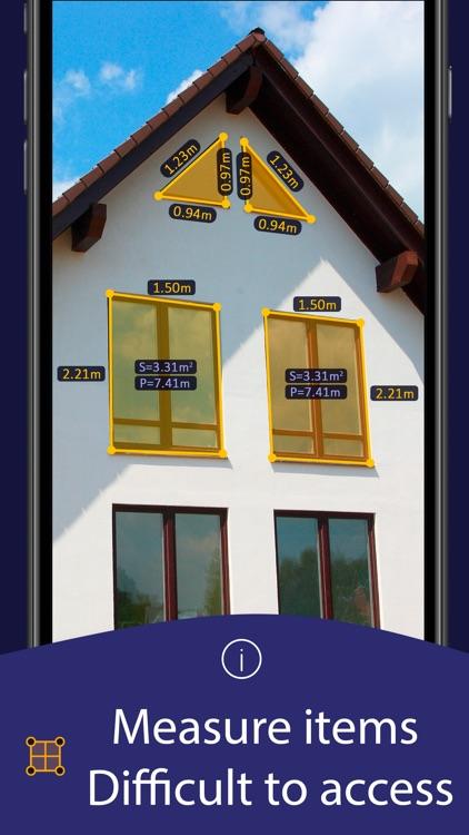 AR Ruler App – Tape Measure screenshot-5
