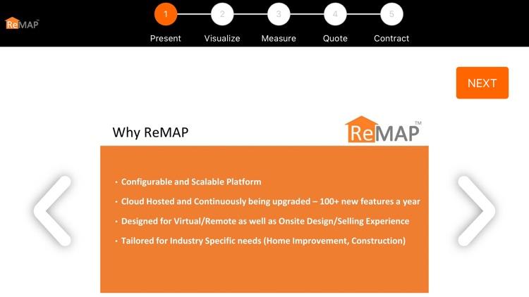 ReMAP Design Buy Build screenshot-3
