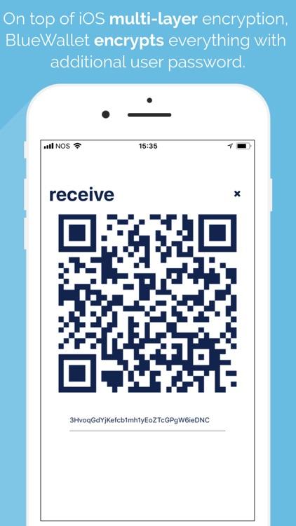 BlueWallet - Bitcoin wallet screenshot-4