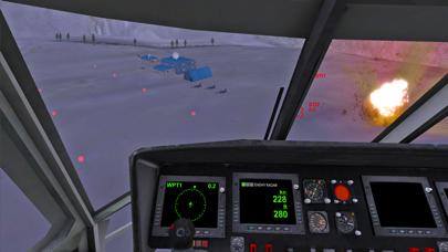 Helicopter Sim Hellfireのおすすめ画像1