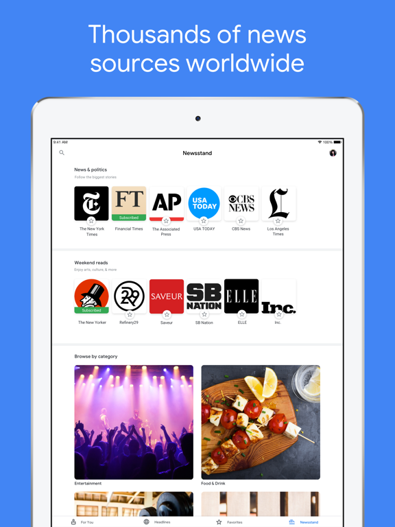 Google News-ipad-3
