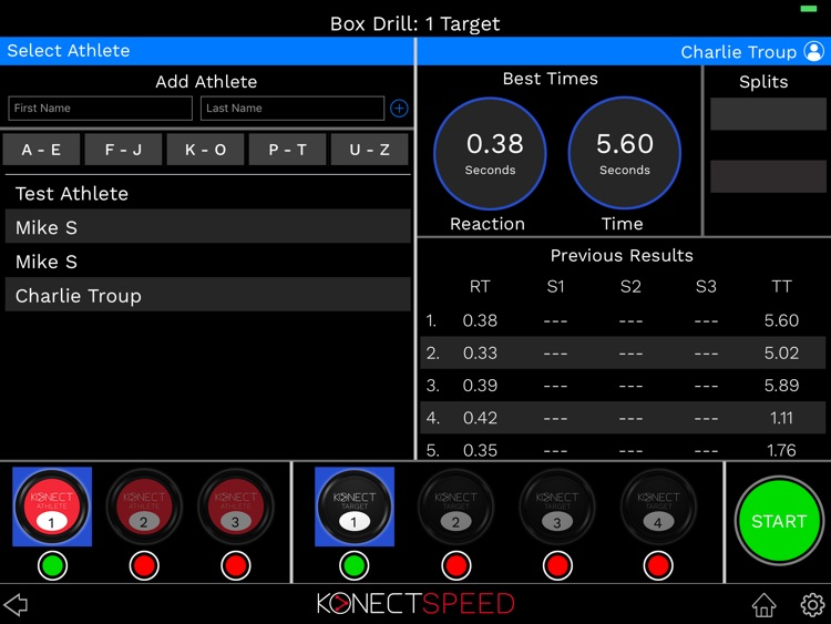 Konect Sports Speed Pro screenshot-3
