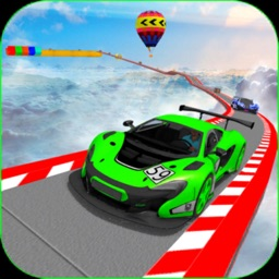 Extreme GT Racing Ramp Stunts
