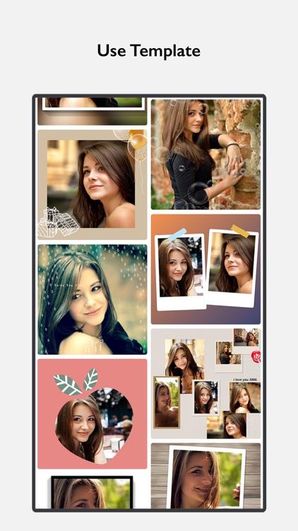InFrame - Photo editor collage screenshot-5
