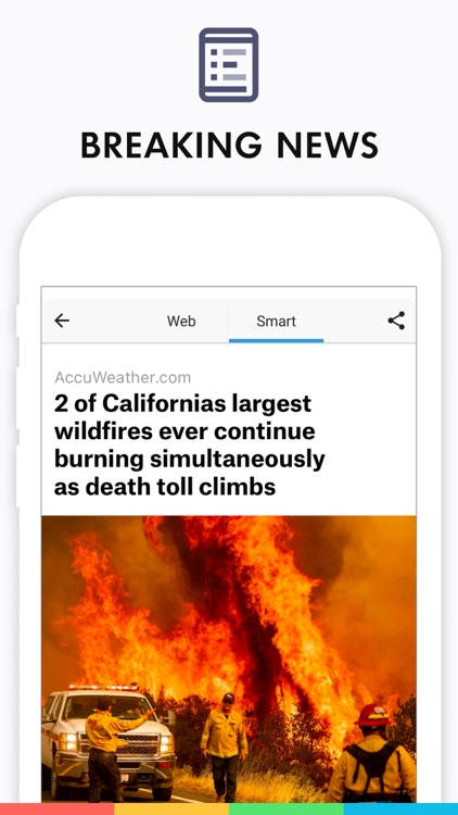 SmartNews: Local Breaking News screenshot-3