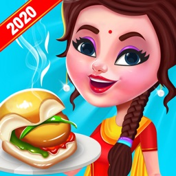 Indian Food Truck Cooking Game