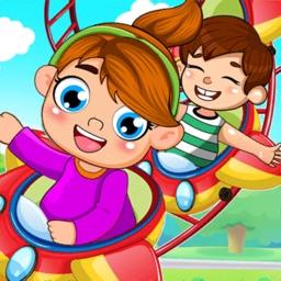 Mini Town: Summer Theme Park