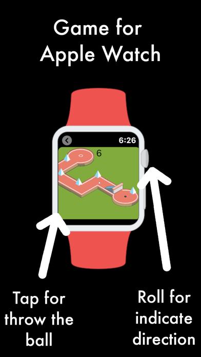 Mini Golf - Juego RelojCaptura de pantalla de2