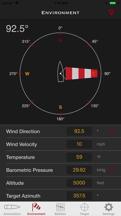 SBC - Ballistic Calculator app på PC